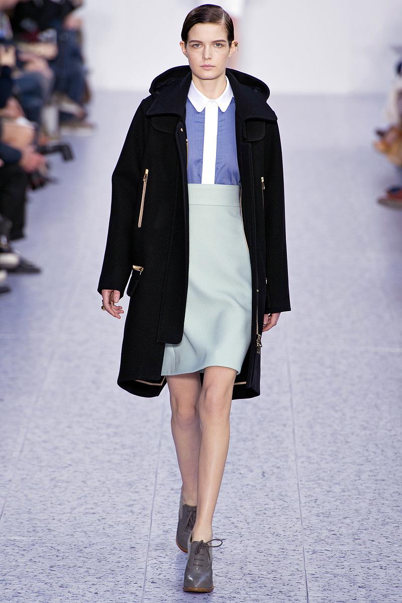 Chloe coats - Fall 13