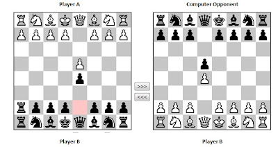 The secret to cheating at chess.