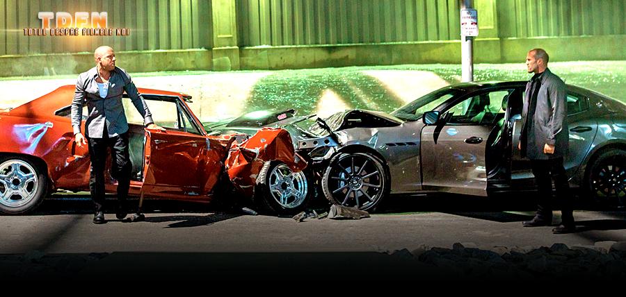 Filmul Fast And Furious 7, a spulberat toate recordurile la boxoffice
