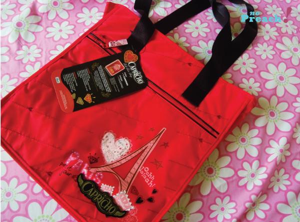 Bolsa porta notebook - Coleção Capricho TOP 2013 - tilibra - Volta ás aulas - material escolar - pink