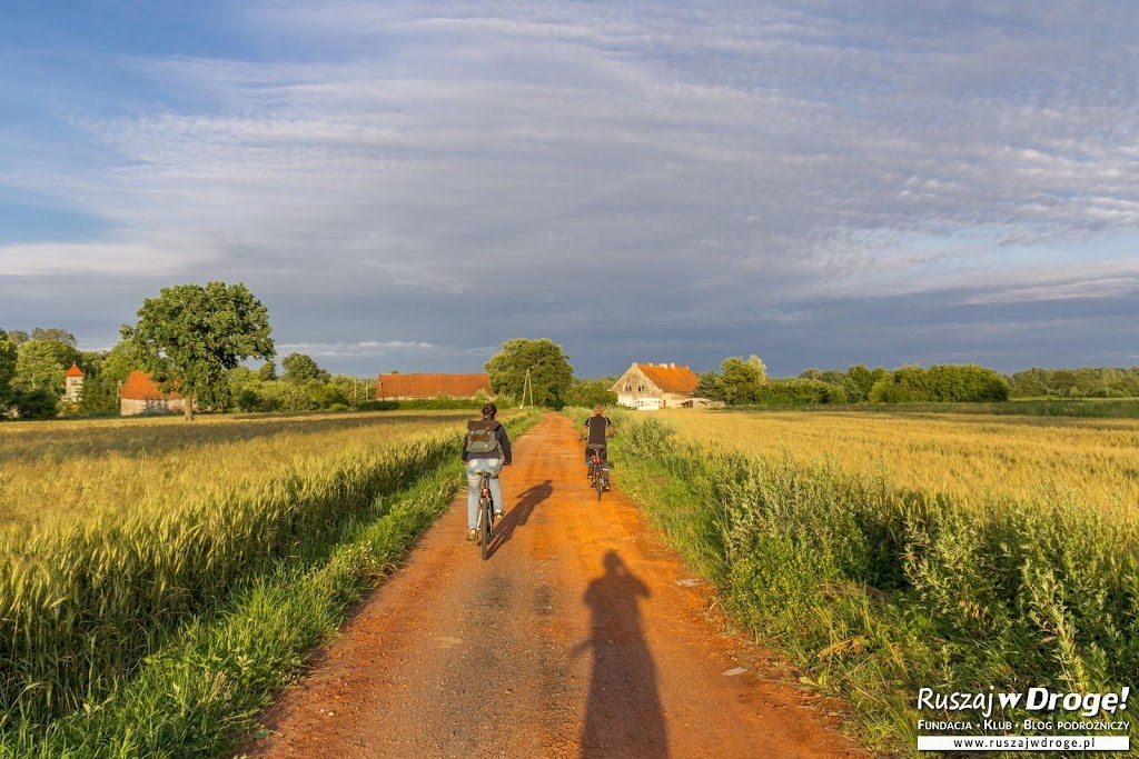 Wycieczka rowerowa po okolicach Fromborka