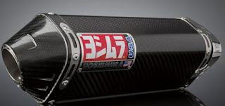 Yoshimura TRC Carbon Full Exhaust for Honda CBR250R