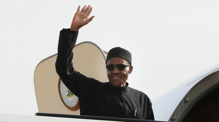 Update: Buhari Jets Out To UAE On Sunday