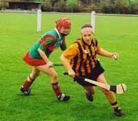 ladies hurling