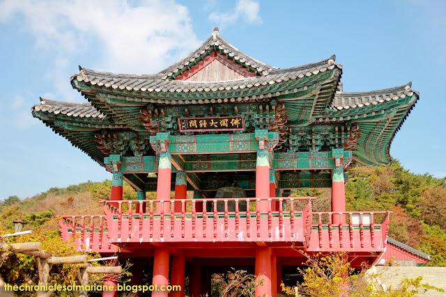 Seokguram Grotto Mt. Tohamsan
