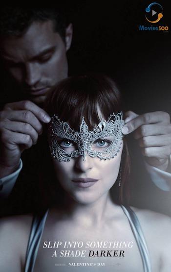Fifty Shades Darker 2017 Hollywood 300MB ENG BluRay 480p