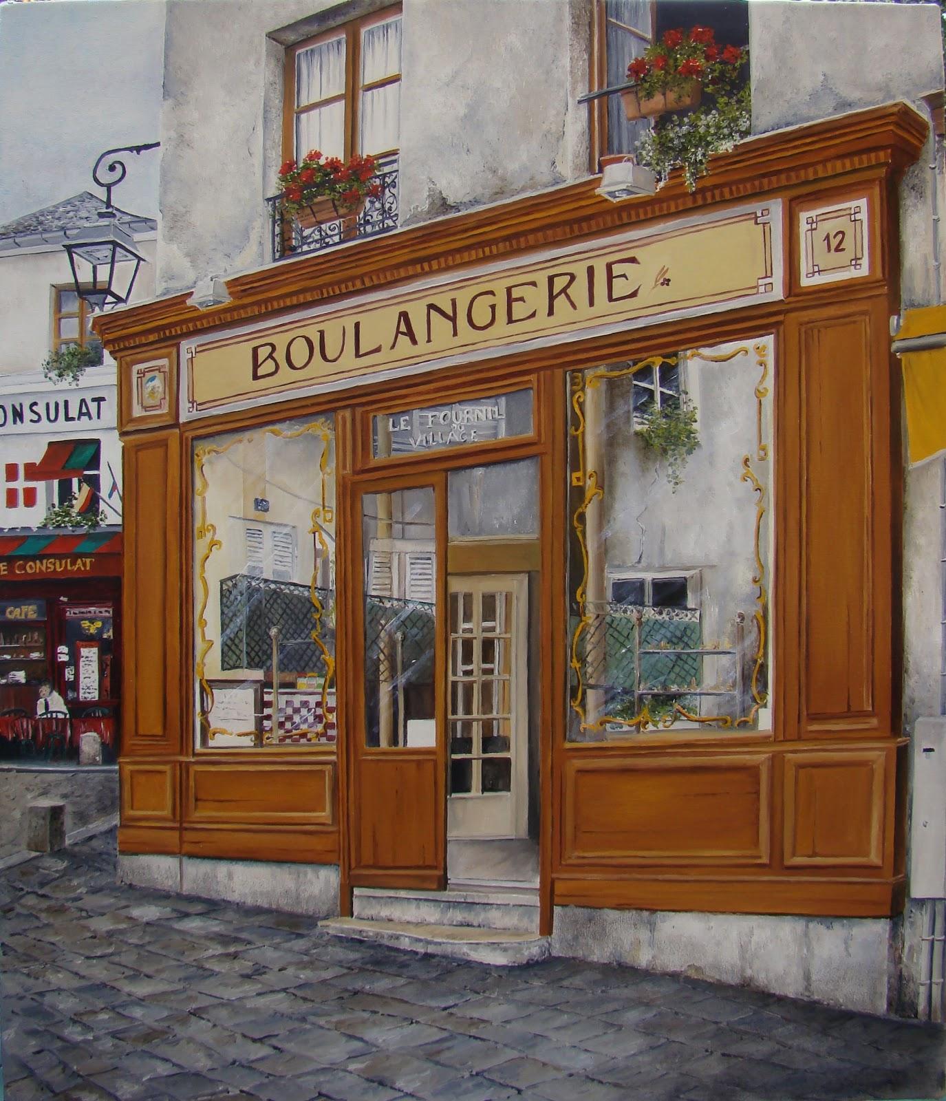 Marie Claire Houmeau  oulangerie