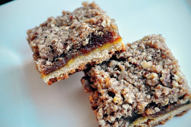 Pumpkin Squares from Food Therapy
