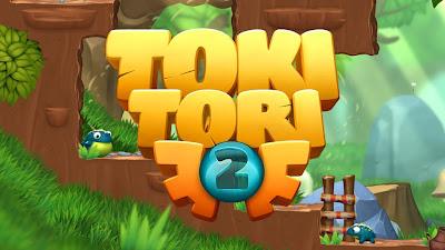 Let's Play Toki Tori 2 Walkthrough YouTube