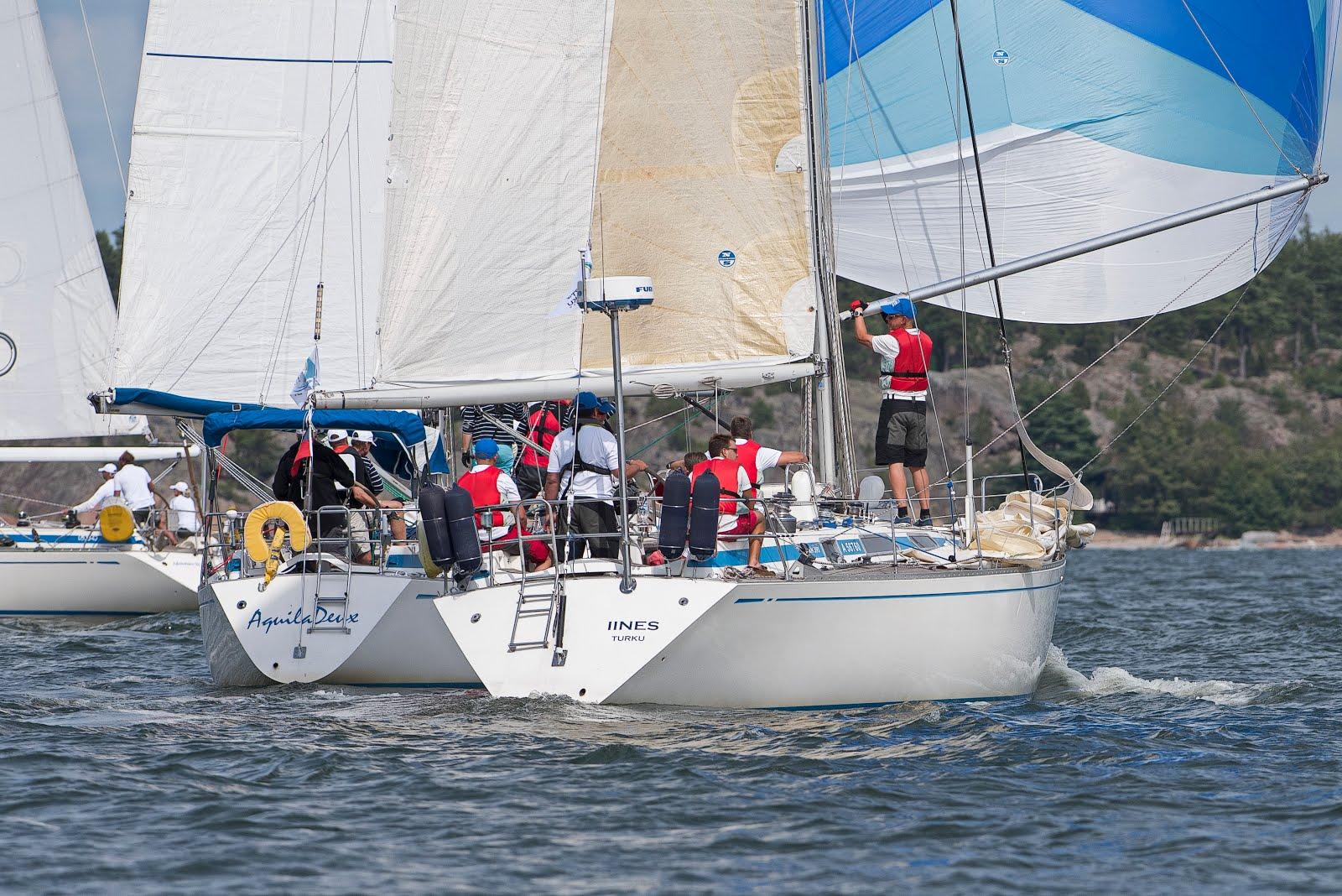 Turku Swan regatta July 2016