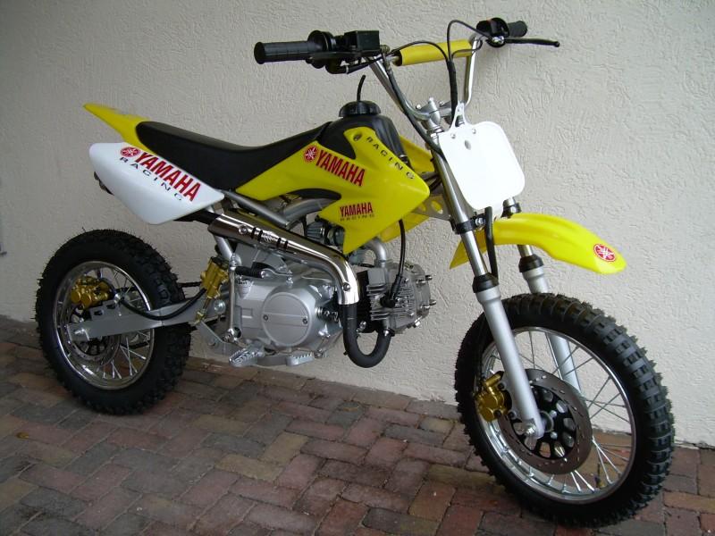 Yamaha Dirt Bikes 125Cc 2011