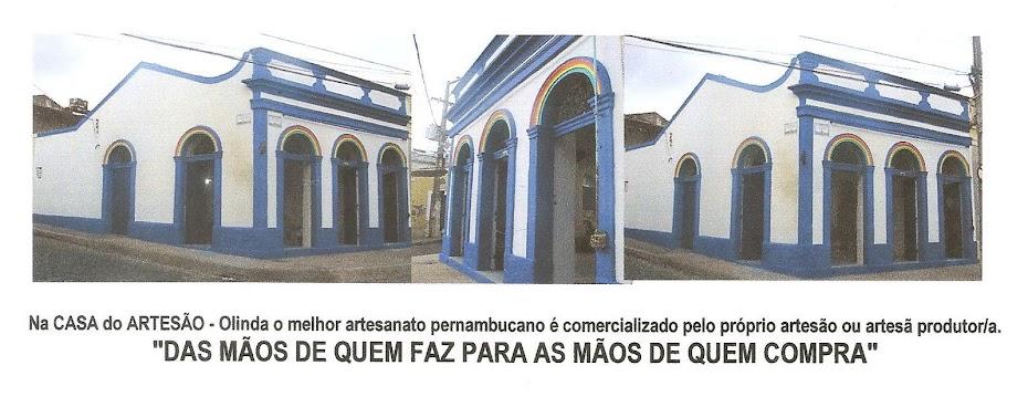 CASA do ARTESÃO - Olinda