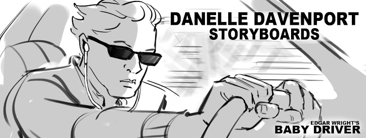 Danelle Davenport Storyboards