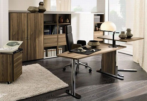 Decorating Office with Simple Ideas