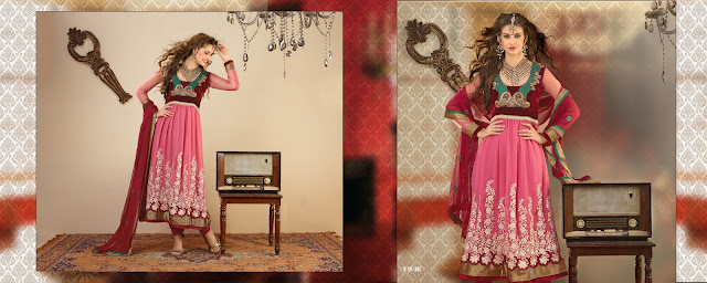 Fashionable ladies Long Churidar Anarkli Suits, Latest Long Anarkali Churidar Designer Suits Collection 2013, Bridal