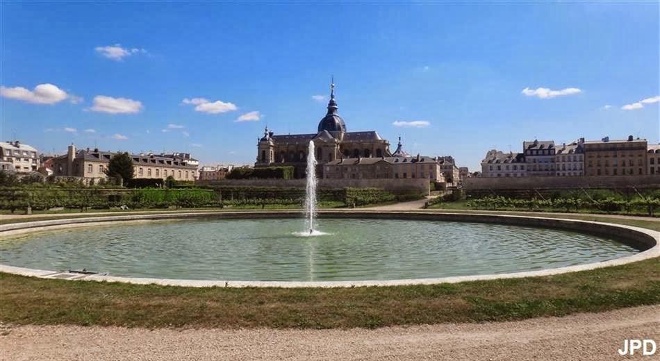 Paris bise art le potager du roi versailles - Le potager du roi ...