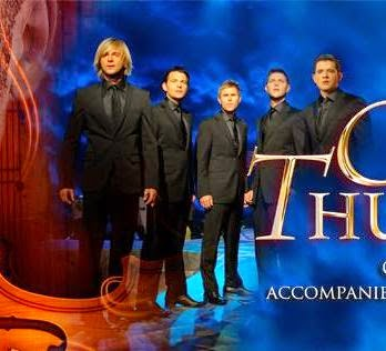 last night i attended celtic thunders holiday symphony show that they are currently touring across the eastern half of the country - Celtic Thunder Christmas