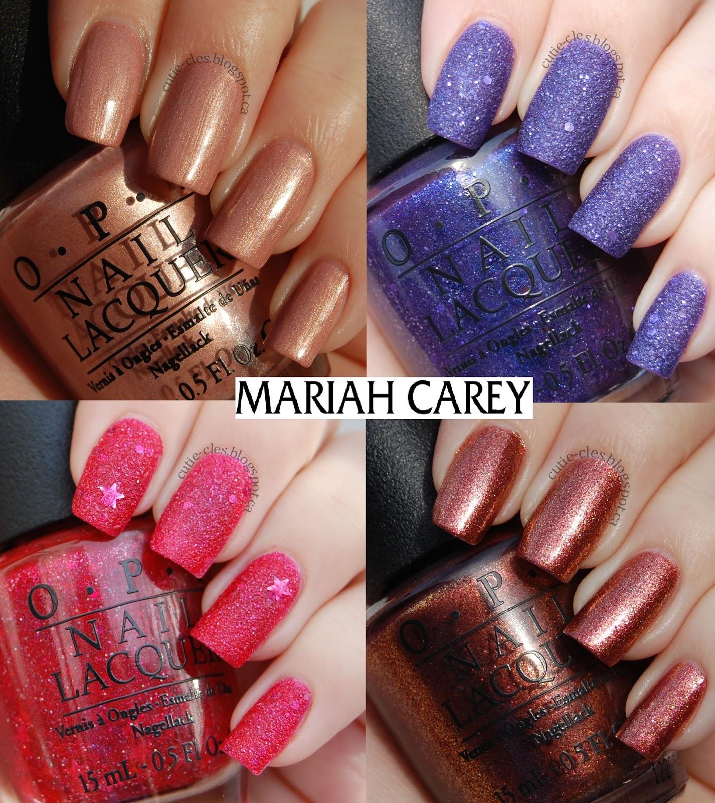 Mariah Carey To Create OPICollection