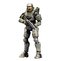 Master Chief Halo Figure