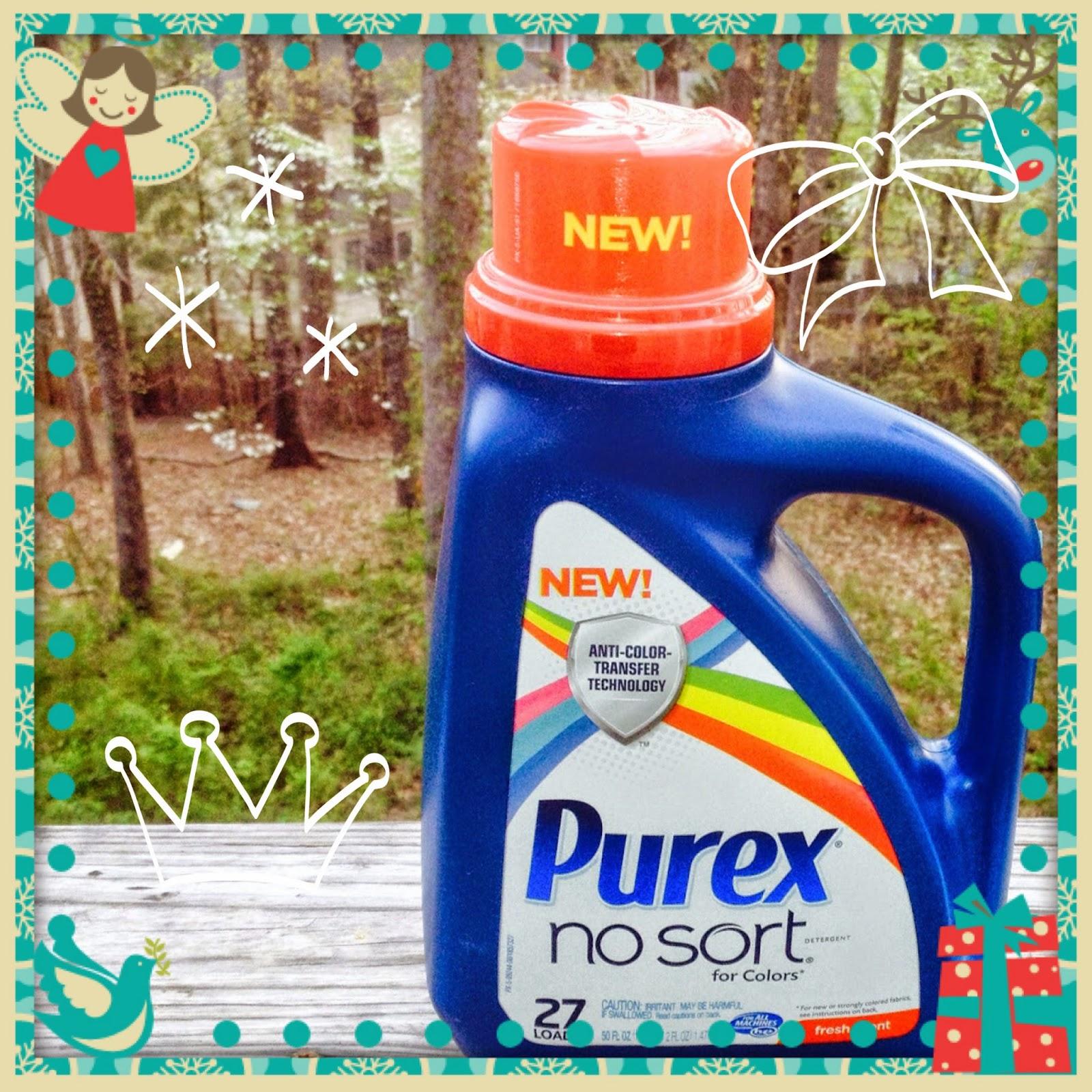 Purex No sort giveaway winners