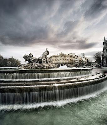 Plaza de Cibeles, uno de los rincones más emblemáticos de Madrid
