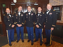 Army Dress Blue Uniform Ball