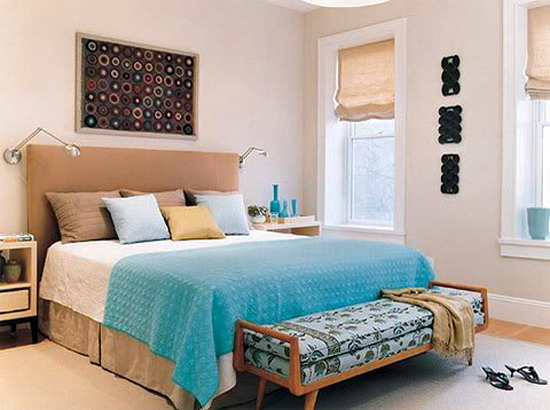 Como Decorar Um Quarto Casal Moderno ~ Portanto siga essas dicas para decorar quarto de casal pequeno e