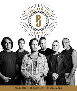Pearl Jam, Pearl Jam 2016 tour