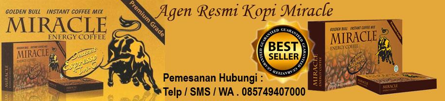 Agen Kopi Miracle | Distributor Kopi Cinta Miracle 085749407000