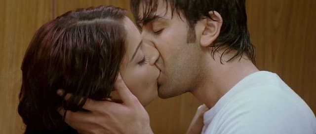 Bipasha Basu Hot Kisses