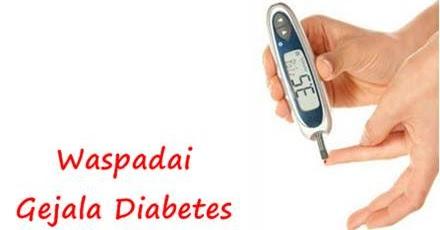 Gejala Penyakit Diabetes Tipe 2 yang Harus Diwaspadai ...
