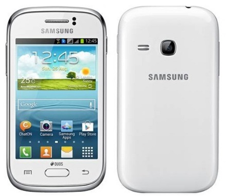 Firmware galaxy young s6310 indonesia