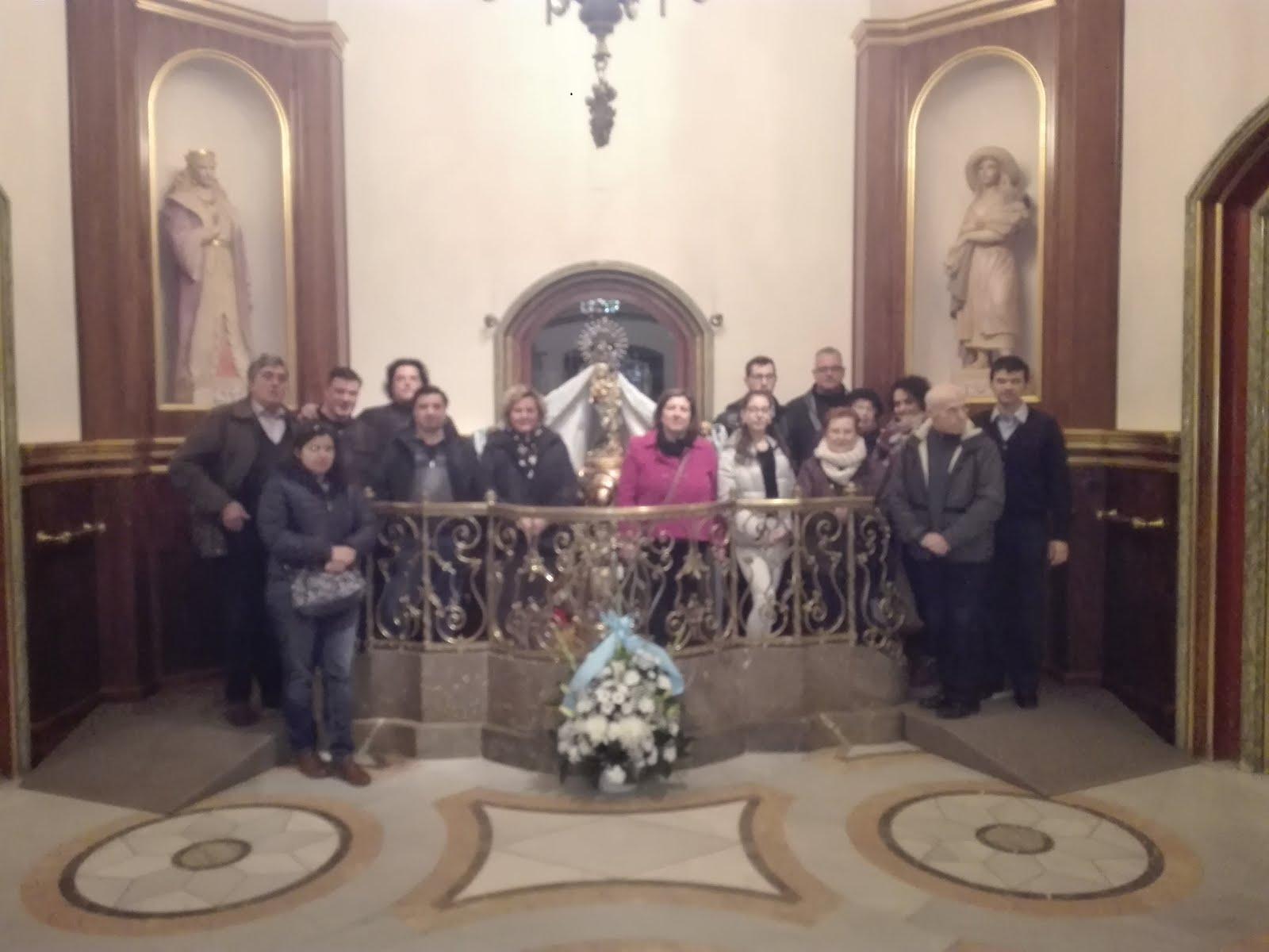 Peregrinació anual de la Congregació Mariana de Reus