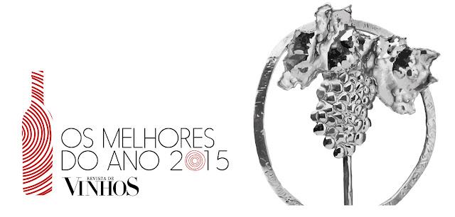 Divulgação: Revista de Vinhos revela Os Melhores do Ano 2015 a 12 de Fevereiro - reservarecomendada.blogspot.pt