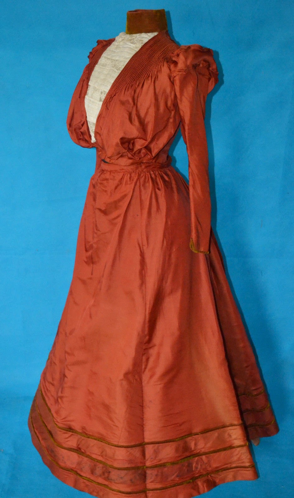 19th century dress Etsy