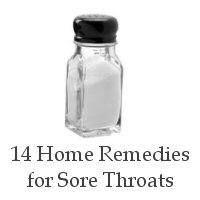 14 easy home remedies for sore throats
