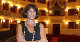 Elena Barbalich at La Fenice
