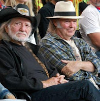 Nelson & Young bei FarmAid