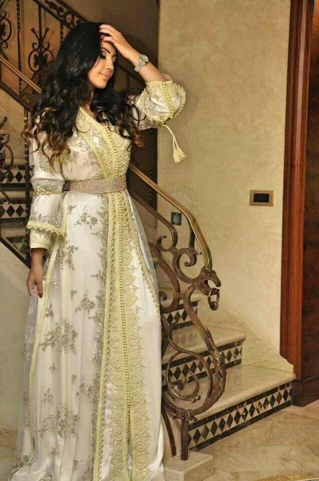 Top caftan 2015 de luxe caftan marocain mariage vente caftan marocain en - Boutique caftan paris 18 ...