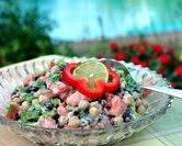 Chipotle Chickpea Salad (A Veggie Venture)