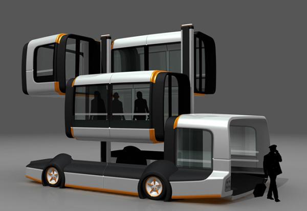 8 необычных видов транспорта