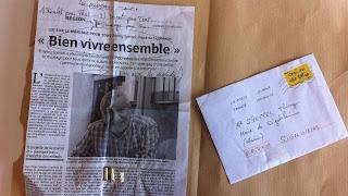Un maire homosexuel alsacien reçoit des douilles par courrier