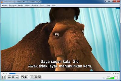 Cara menggabungkan video dan subtitle tanpa software 100% work
