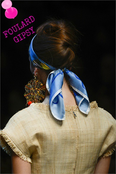raccolto foulard