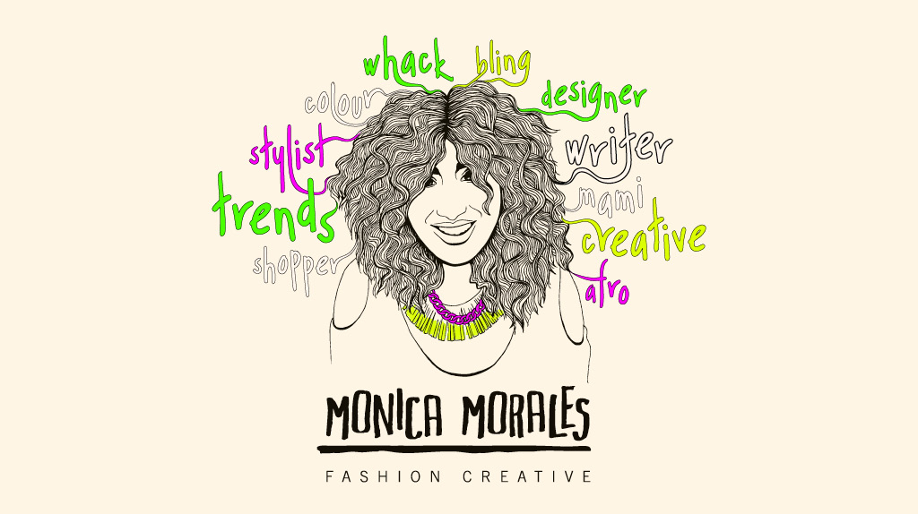 Monica Morales Fashion Creative