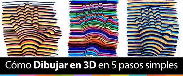 Dibujo en 3D http://creativityandesign.blogspot.com.ar/