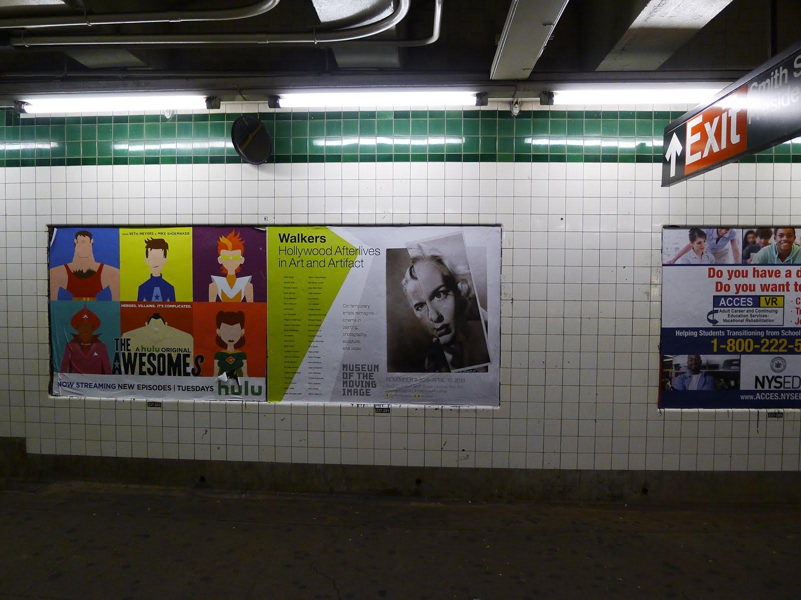 Brooklyn NY Subway II