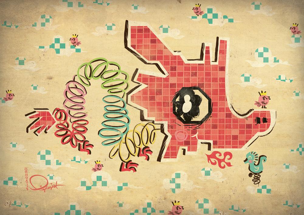 P I G O L O G I S T Singapore Illustrators