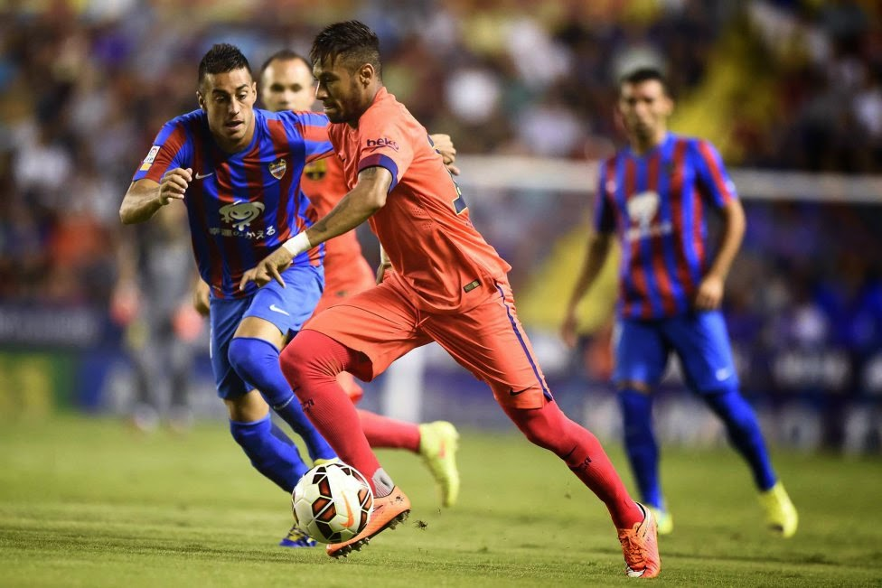 Liga 2014-2015 Spain