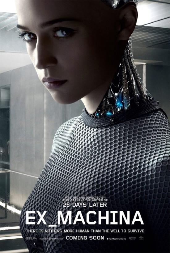Ex Machina (2015) พิศวาสจักรกลอันตราย HD